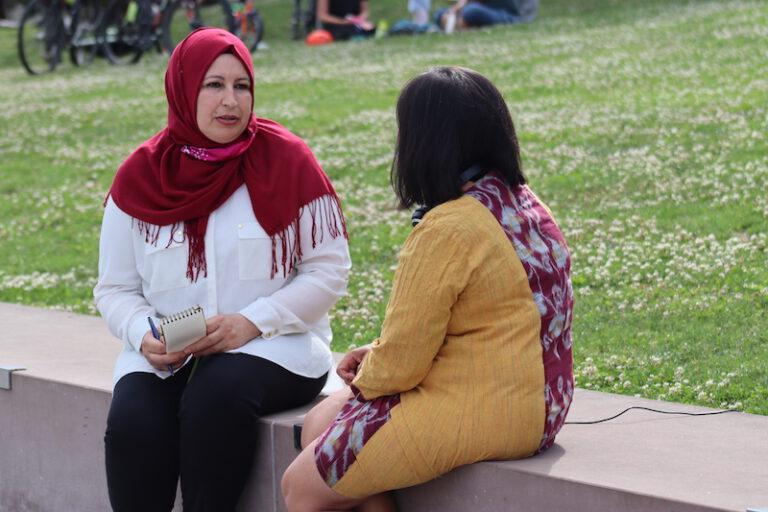 Werde IDEA Interviewerin