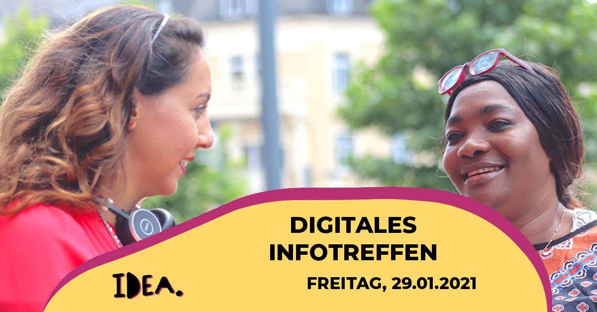 Einladung zum IDEA Infotreffen