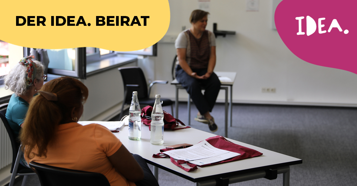 Der IDEA Beirat