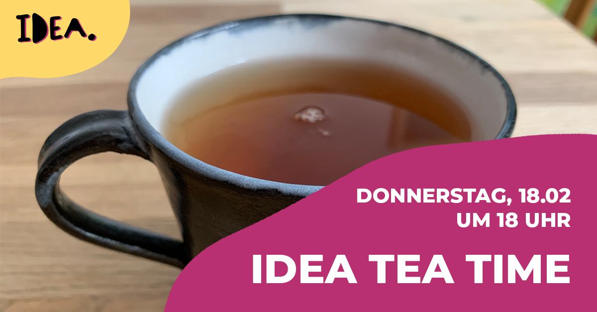 IDEA TEA TIME