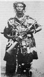 Königinmutter Yaa Asantewaa, Ghana