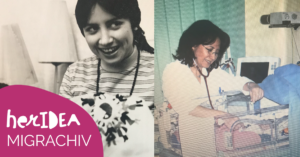 MIGRACHIV: Kinderärztin Dr. Carmen Luz Herlinghaus